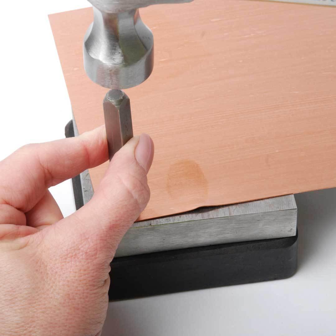 metal stamped sheet
