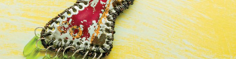 8 FREE Mixed-Media Jewelry Projects