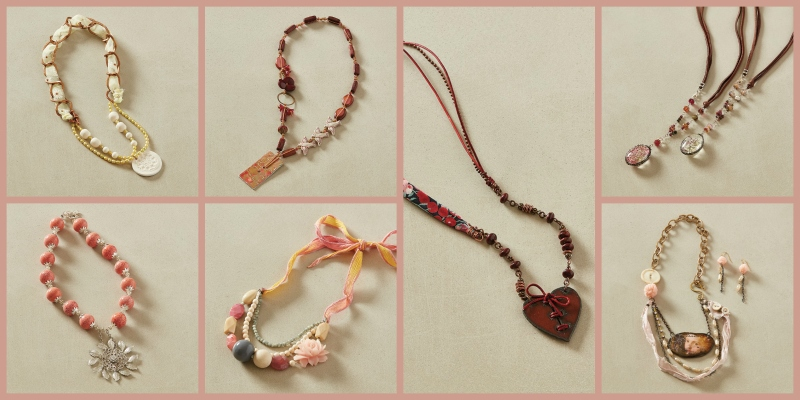 <em>Beadwork</em>, June/July 2018 Fast & Fabulous: Modern Romance