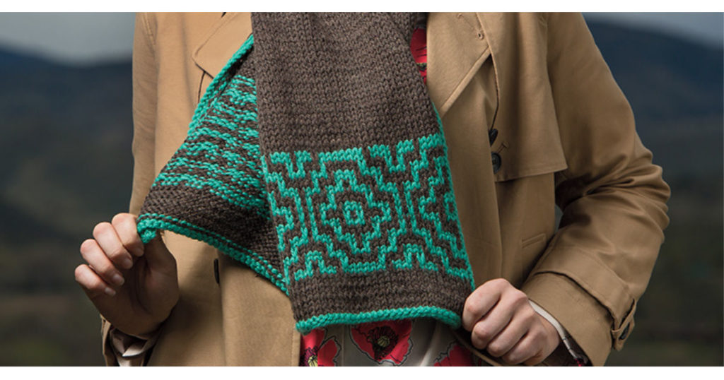 A Well-Kept Secret: Mosaic Knitting