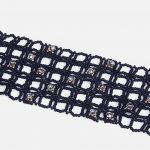 Tubular Herringbone, Cubic-Right Angle Weave, 2-hole Shaped Beads and Kassie Shaw