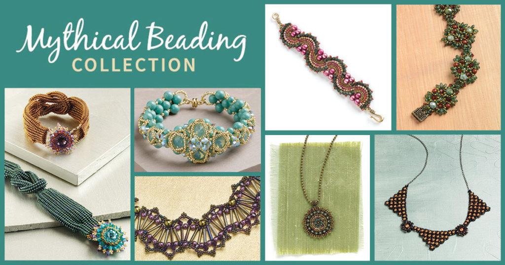 <i>Beadwork</i> Tells a Story with the Mythical Beading Collection