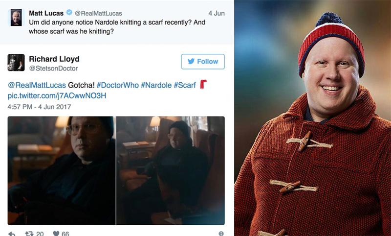 7 Beloved TV and Movie Characters Who Knit