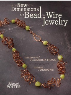 You'll love these new beaded, wire jewelry designs.