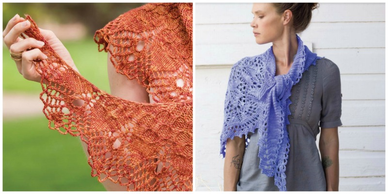 A Brief History of the Modern Shawl