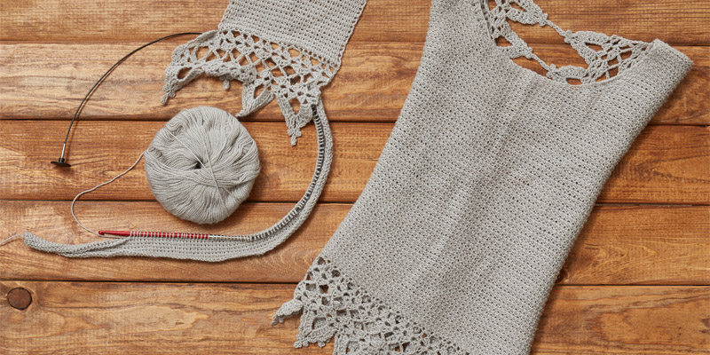 Crochet Inside Out: The Wrong Side Becomes the Right Side
