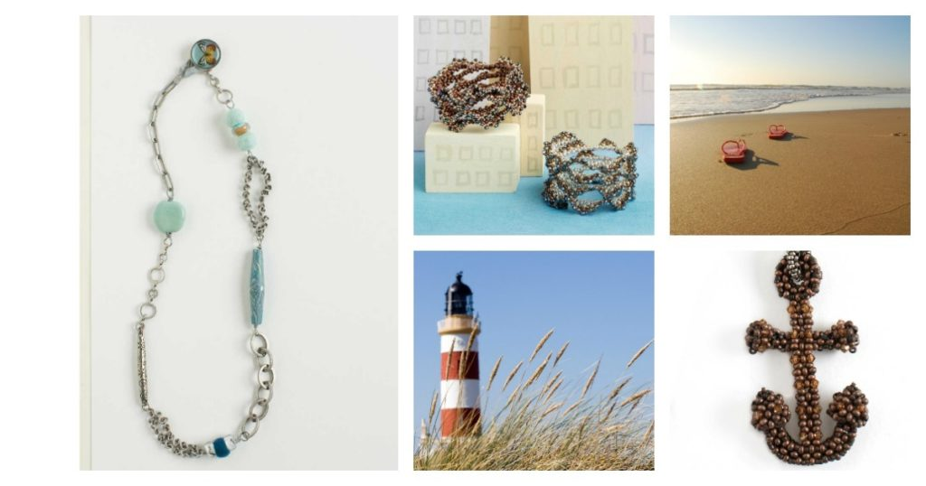 Bead Weaving Projects to Satisfy the Call of the Ocean