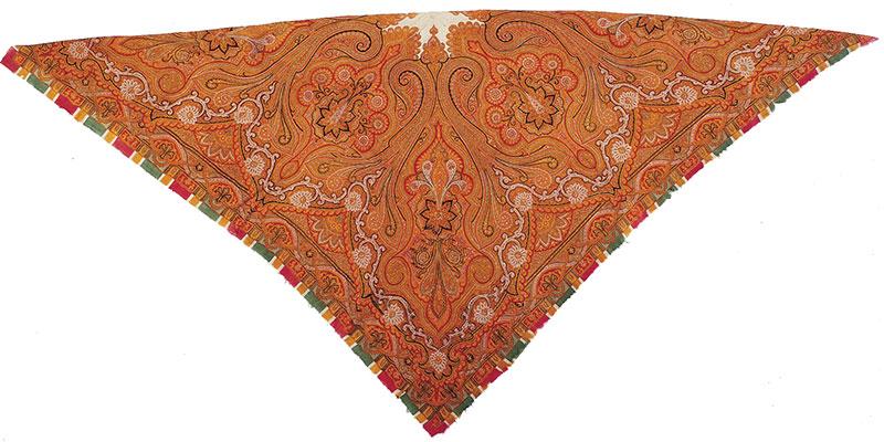 The Unequaled Beauty of Paisley Shawls