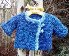 a2e22828ea6d Baby It s Cold Outside - Free Baby Crochet Sweater