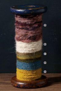 Your Yarns: Spindle Spun