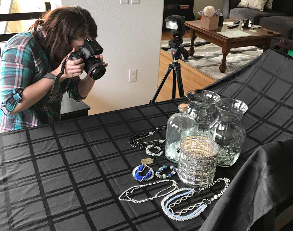 How to Take Jewelry Photos Well and Improve Your Jewelry Business Website