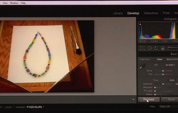 edit jewelry photography