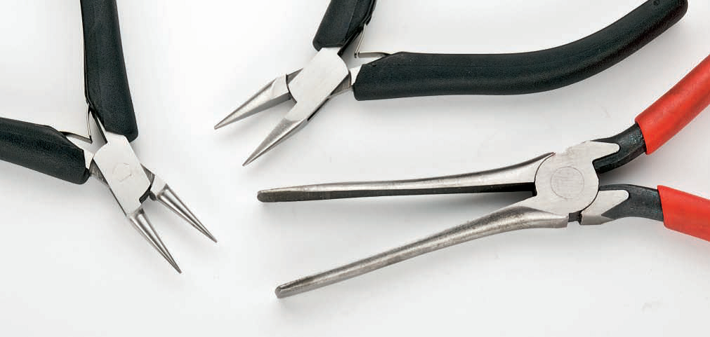 Pliers: Jewelry-Making Tools That Hold, Cut and Form Metal