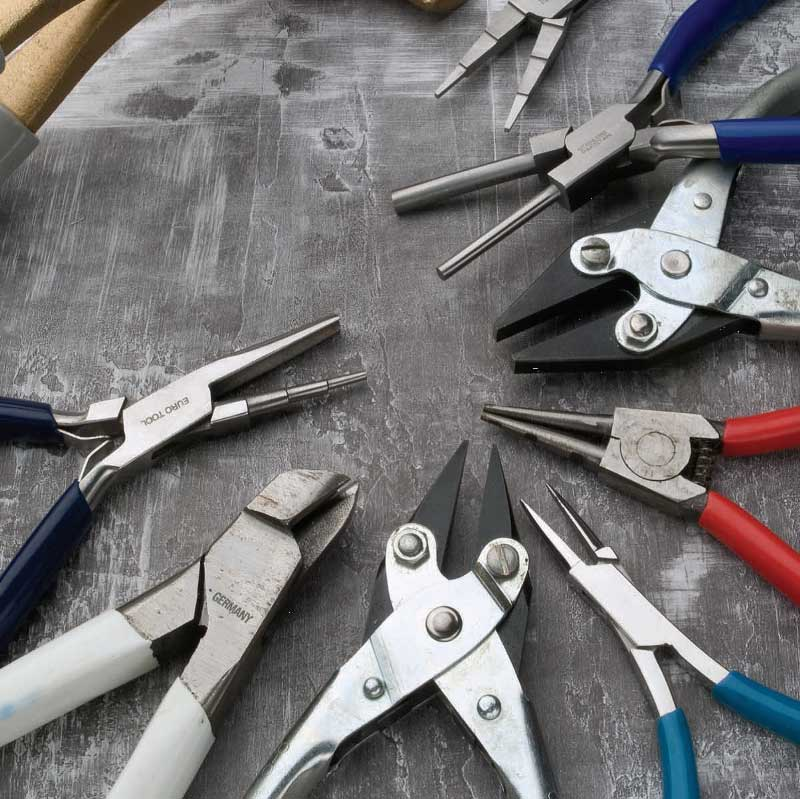 Maybe pliers are needed for that special jewelry maker on your holiday gift list? Check these out!