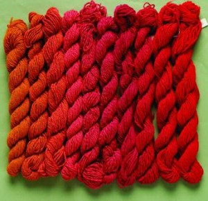 This plied yarn pictured is found in our free How to Ply Yarn eBook.