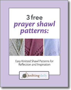 Knitted Prayer Shawl Patterns You'll Love to Make or Give | Interweave