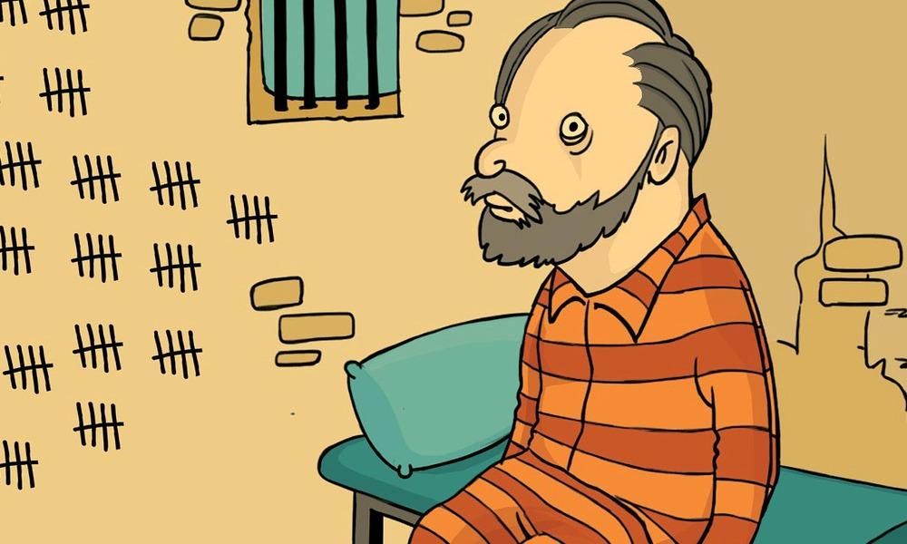 A History of Prison Stripes