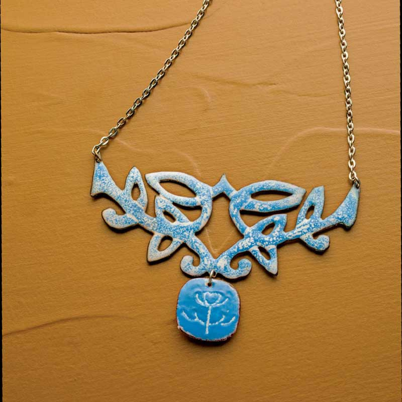 Enameling: Create Flower Jewelry with Enamels for Color That Lasts Forever