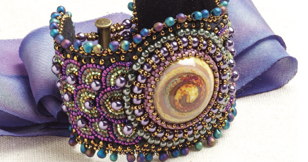 Sherry Serafini, Bead Embroidery, and Rock and Roll