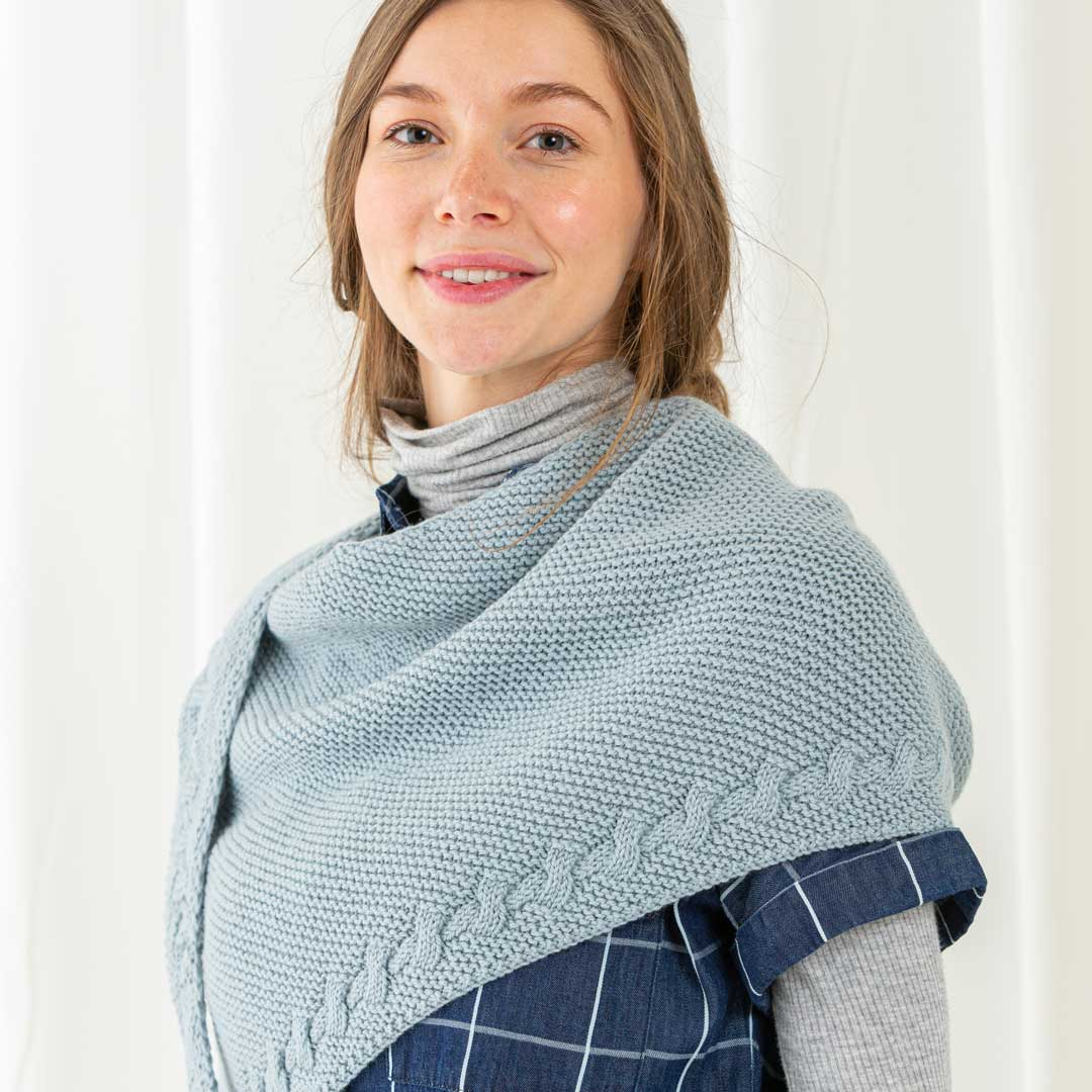 brunch shawl