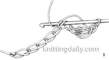 Single Crochet Fig 1