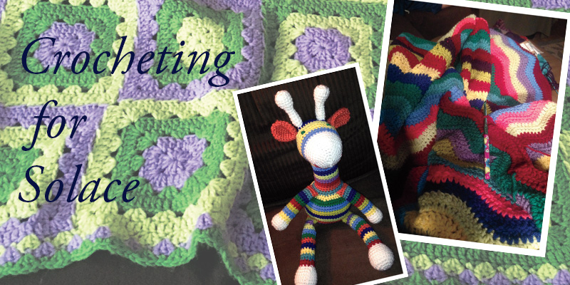 Crocheting for Solace
