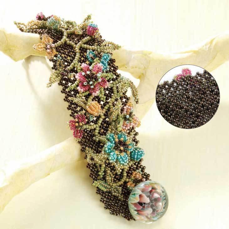 Spring Celebration Bracelet, Cynthia Rutledge