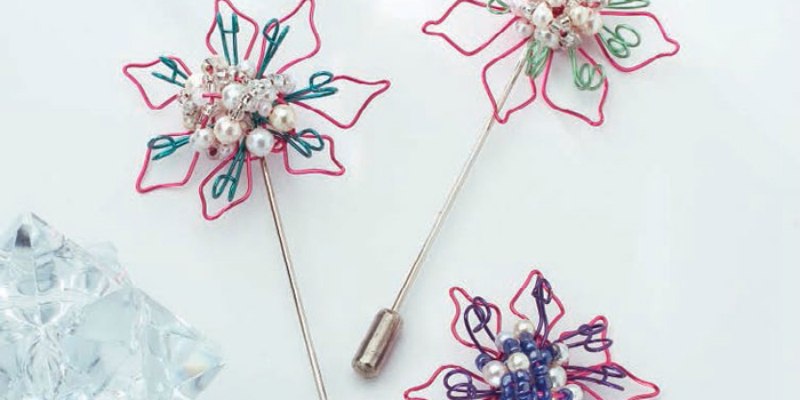 Spring Jewelry You'll Love: 3 Free Jewelry Designs Inspired by Spring Flowers and Colors
