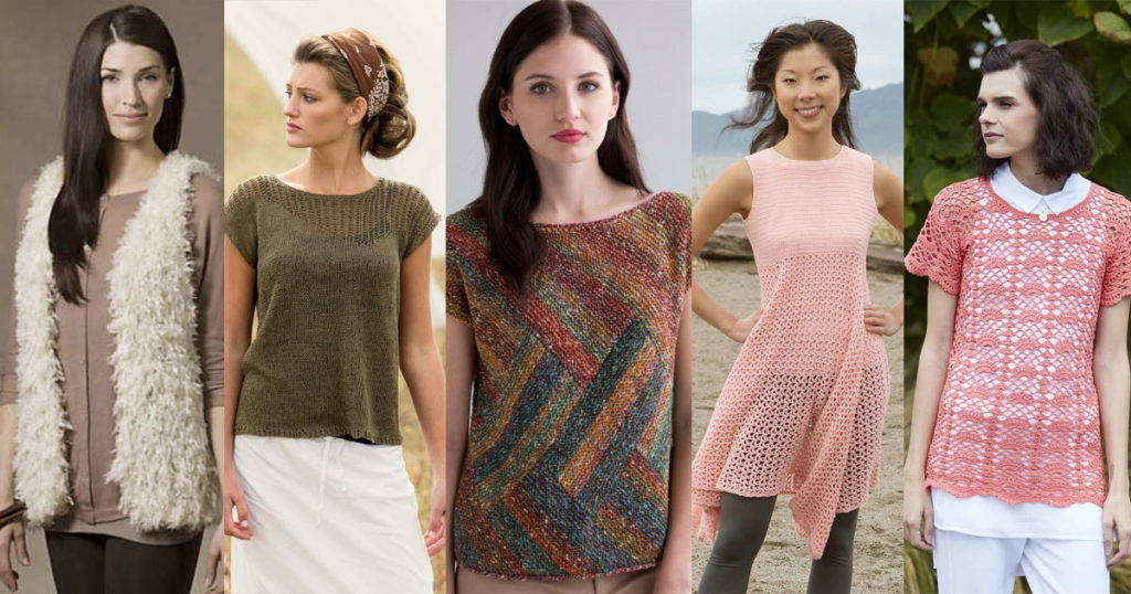 Top 5 Best-Selling Spring Patterns to Try Today