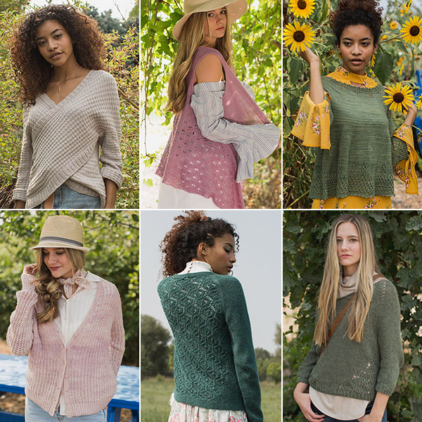 knitscene Spring 2018