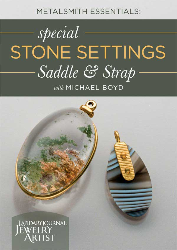 Handmade Jewelry Top Picks, Stone Setting and Saddle Strap