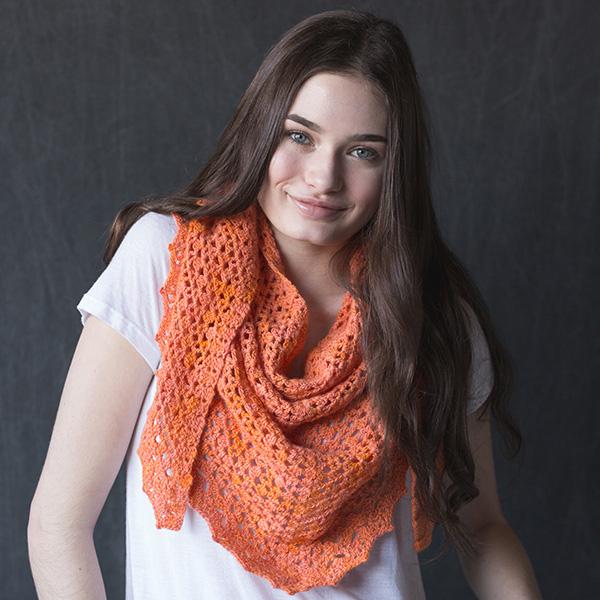 summer breeze shawl