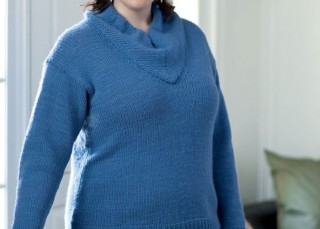 Great for every size, learn how to take your measurements for bust, waist, hips and knit the Farrington Pullover by Eunny Jang.