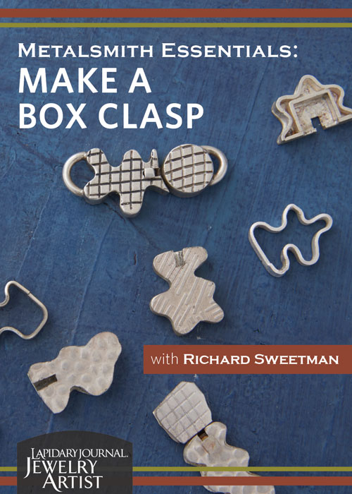Tim McCreight's 4 Keys to a Good Jewelry Clasp: Secure, Usable, Attractive, Affordable