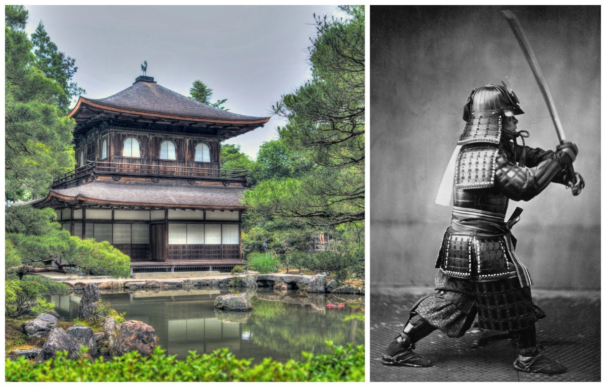 Kumihimo's history is tied up with Buddhist temples and the armor of samurai warriors.