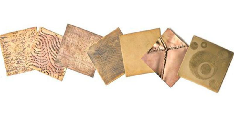 Helen's 7 Favorite Ways to Texture Metal