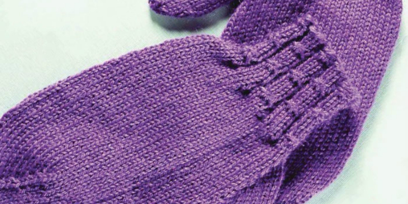 5aaf43b8fcc Thrummed Mittens  What is a Thrum and Why is it in My Knitted Mitten ...