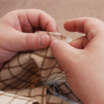 Topstitch: A Fab Finish for Your Handspun Handwovens