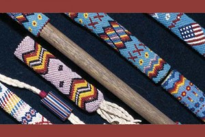 Learn everything you need to know about traditional Native American beading tools and types of beads.
