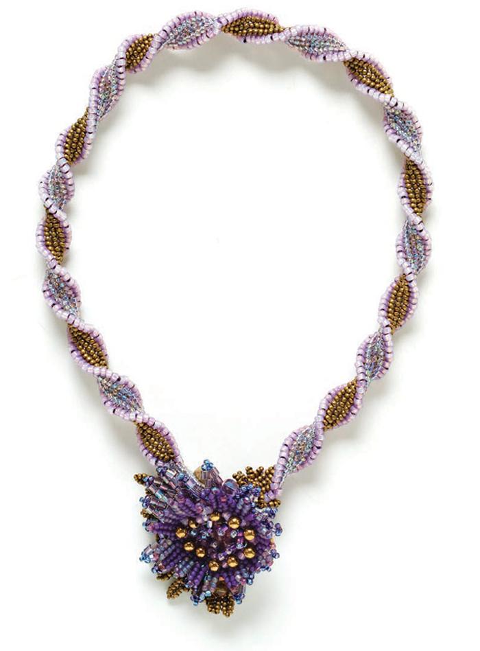 e4df2808498cc Top 10 Punto Medio Noticias | Herringbone Stitch Pattern Beads