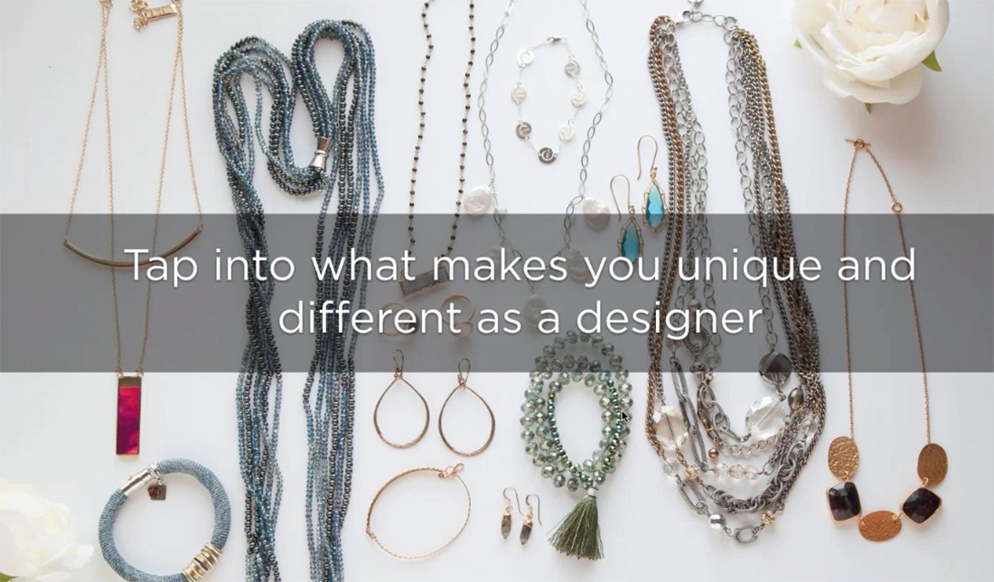 a collection of quality handmade jewelry
