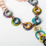 Double Duty Jewelry Tools: Use Your Disc Cutter as a Washer Maker, Plus a Free Enameled Necklace Project