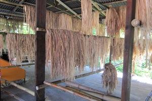 weaving natural fiber 2 micronesia