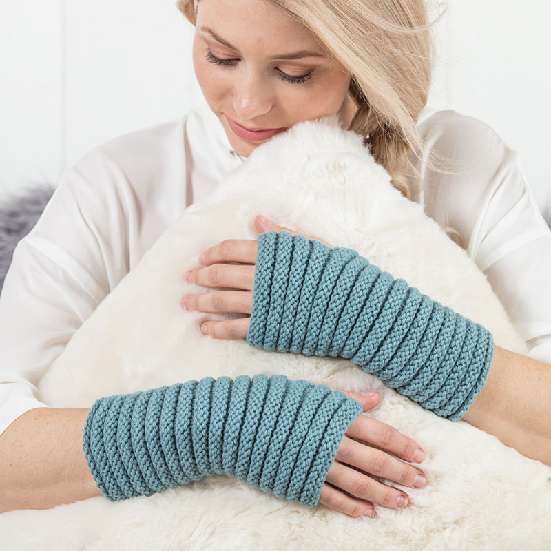 quick + easy knits