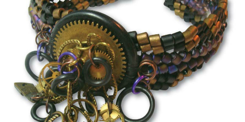 What is Steampunk? Plus 3 Free Steampunk Jewelry-Making Projects