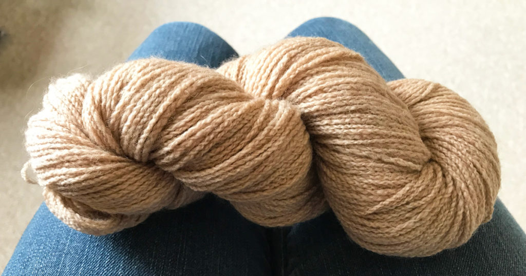 Three Steps Wind to a Better Yarn Ball
