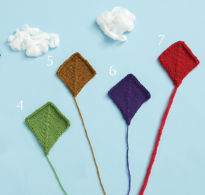 woolen spun yarns