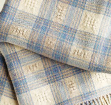 Learn how to weave this lacy plaid piece that is woven in light-weight wool and suitable for all seasons in this FREE eBook.