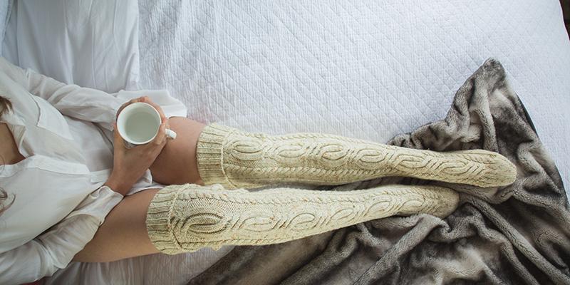 Pattern of the Week: Yukon Stockings